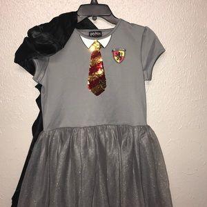 Harry Potter NWOT Gryffindor Costume